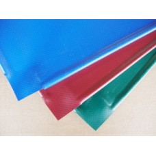 Solid Vinyl Fabric - X-Small